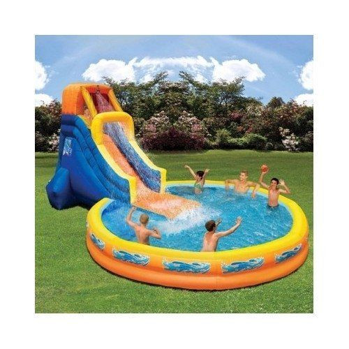 Backyard Water Slides For Sale  Water Slides Are Inflatable & Portable Outdoor Fun Slide