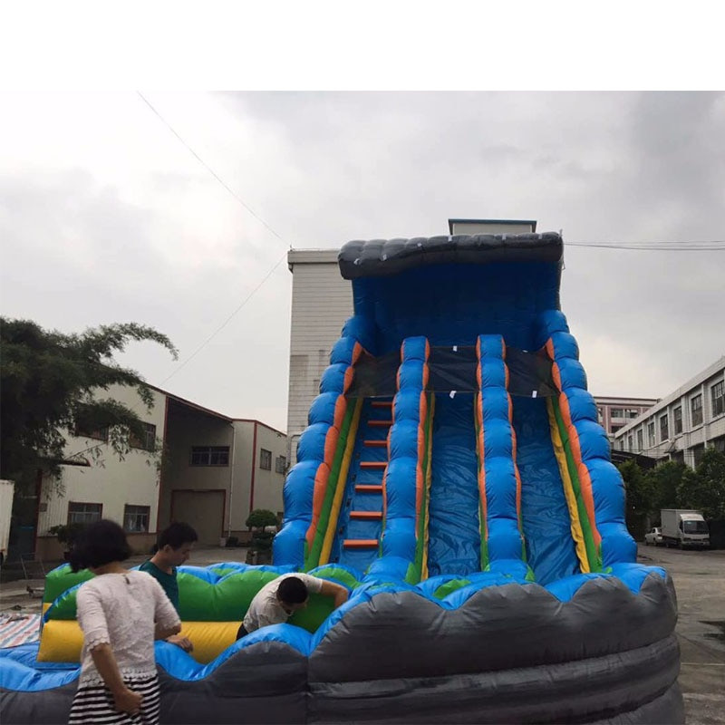 Backyard Water Slides For Sale  inflatable slide outdoor playground PVC inflatable