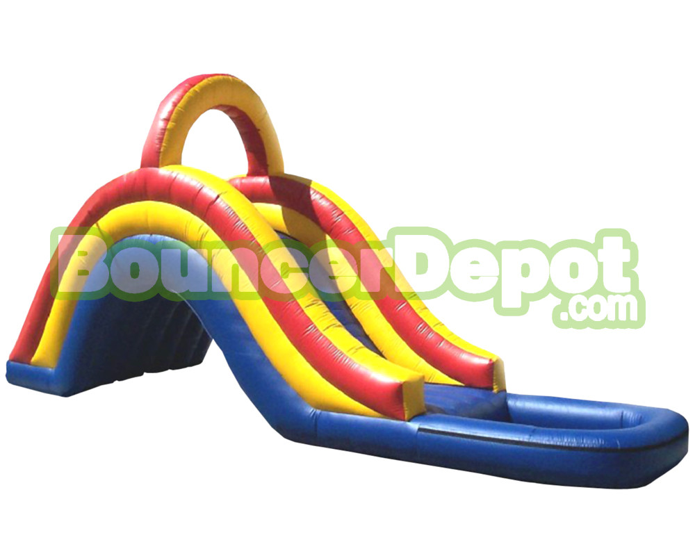 Backyard Water Slides For Sale  Water Slides For Sale Rainbow Unique Water Slides