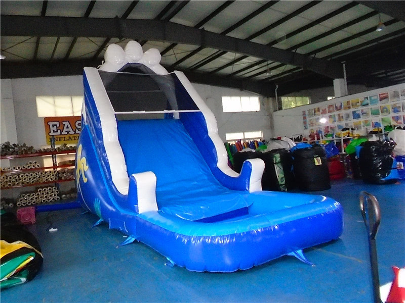 Backyard Water Slides For Sale  Cheap Inflatable 14 Water Slide For Sale Buy mercial
