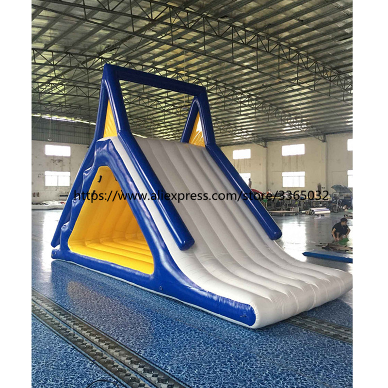 Backyard Water Slides For Sale  Aliexpress Buy Outdoor inflatable water park giant