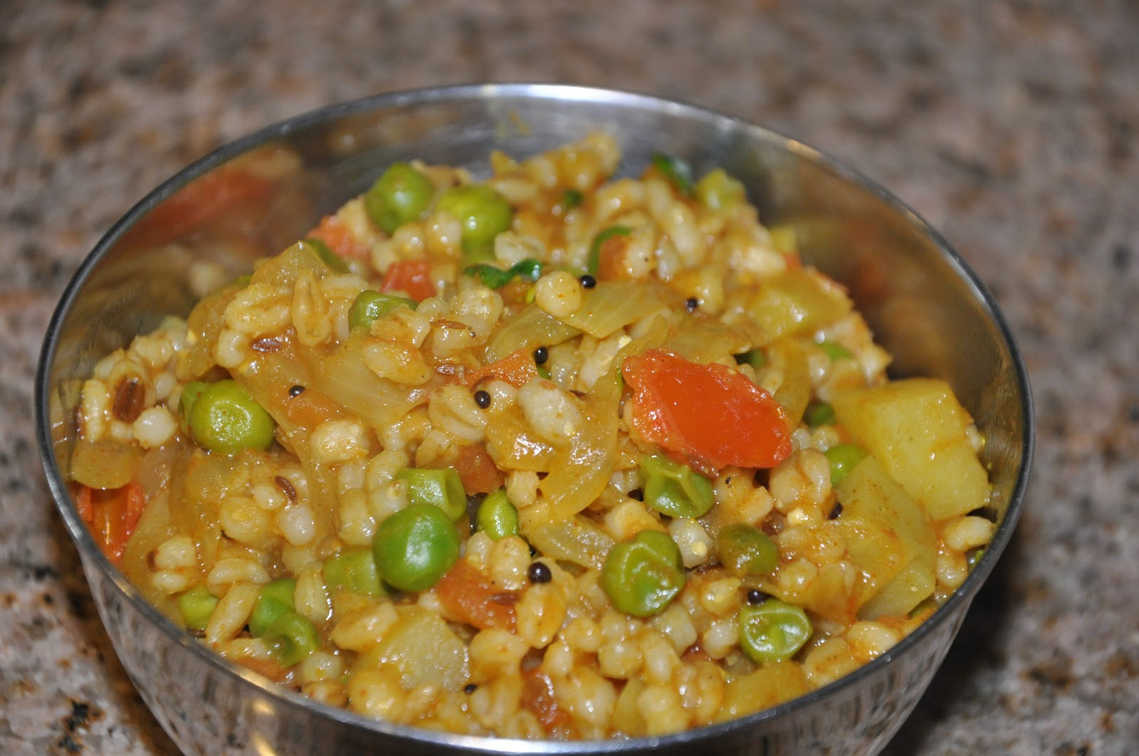 Barley Recipe Indian  Mharo Rajasthan s Recipes Rajasthan A State in Western