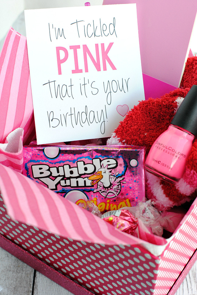 Bday Gift Ideas For Best Friend  25 Fun Birthday Gifts Ideas for Friends Crazy Little