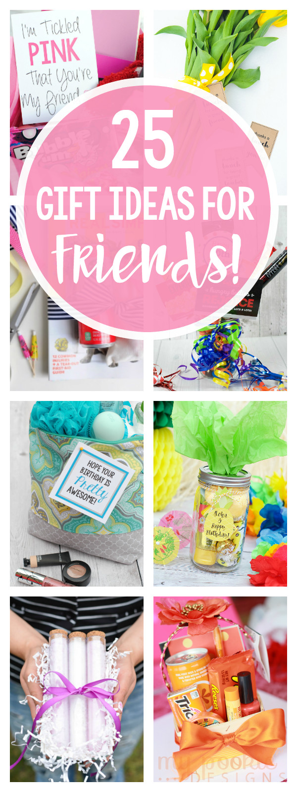 Bday Gift Ideas For Best Friend  25 Fun Gifts for Best Friends for Any Occasion – Fun Squared