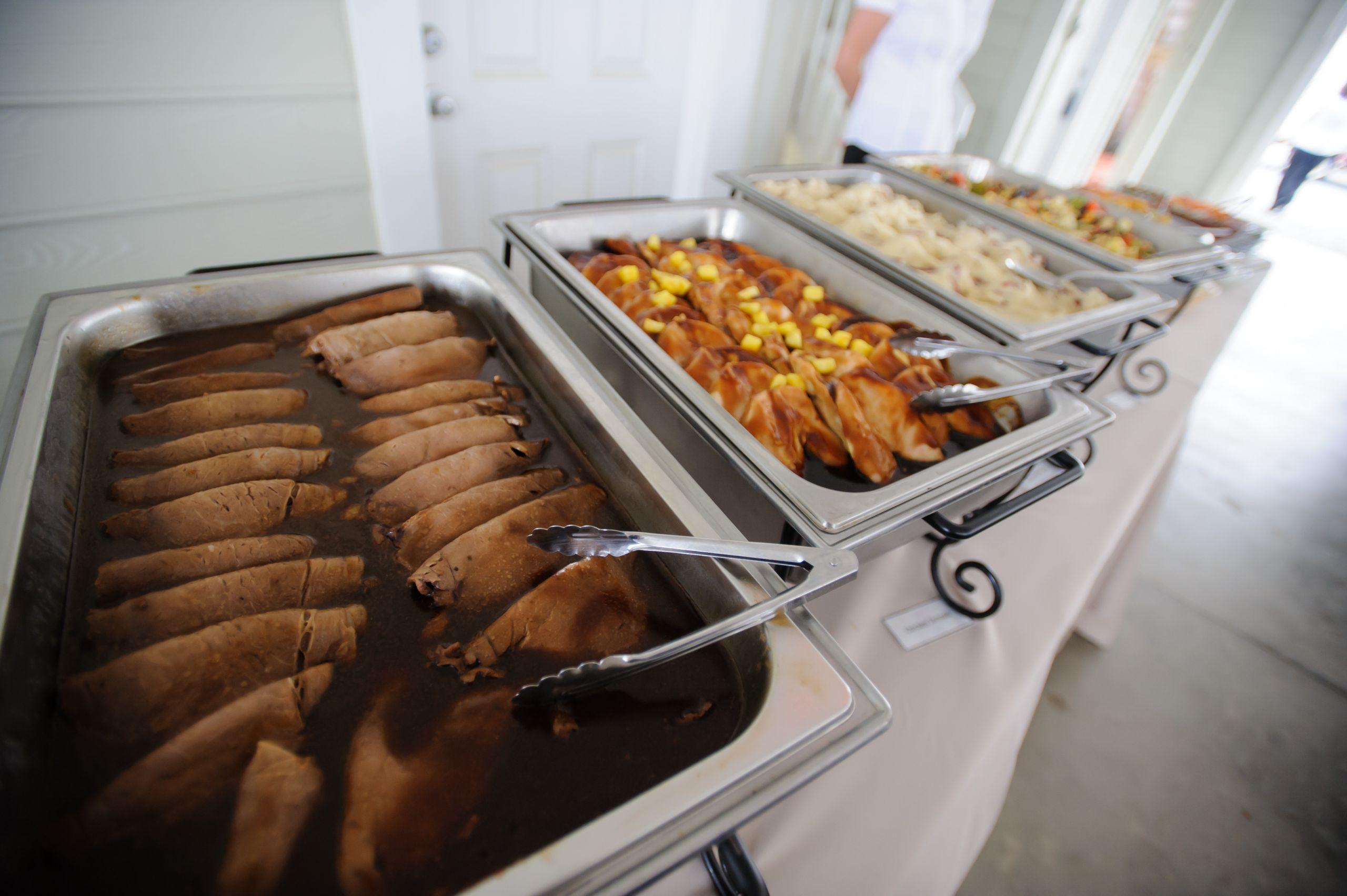 Beach Party Food Menu Ideas  Corporate Party Catering Menus ART Catering & Events