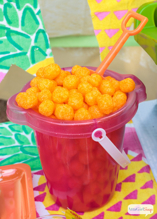 Beach Party Food Menu Ideas  Beach Party Ideas for the Backyard Kids will love these