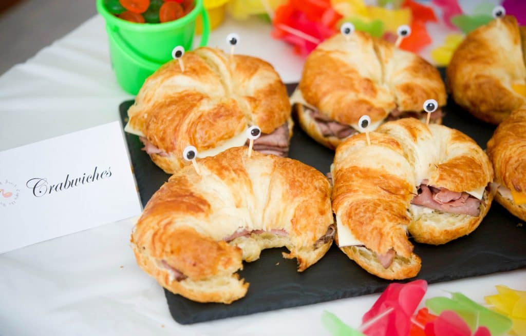 Beach Party Food Menu Ideas  Beach Themed Bunco Party Carrie's Experimental Kitchen
