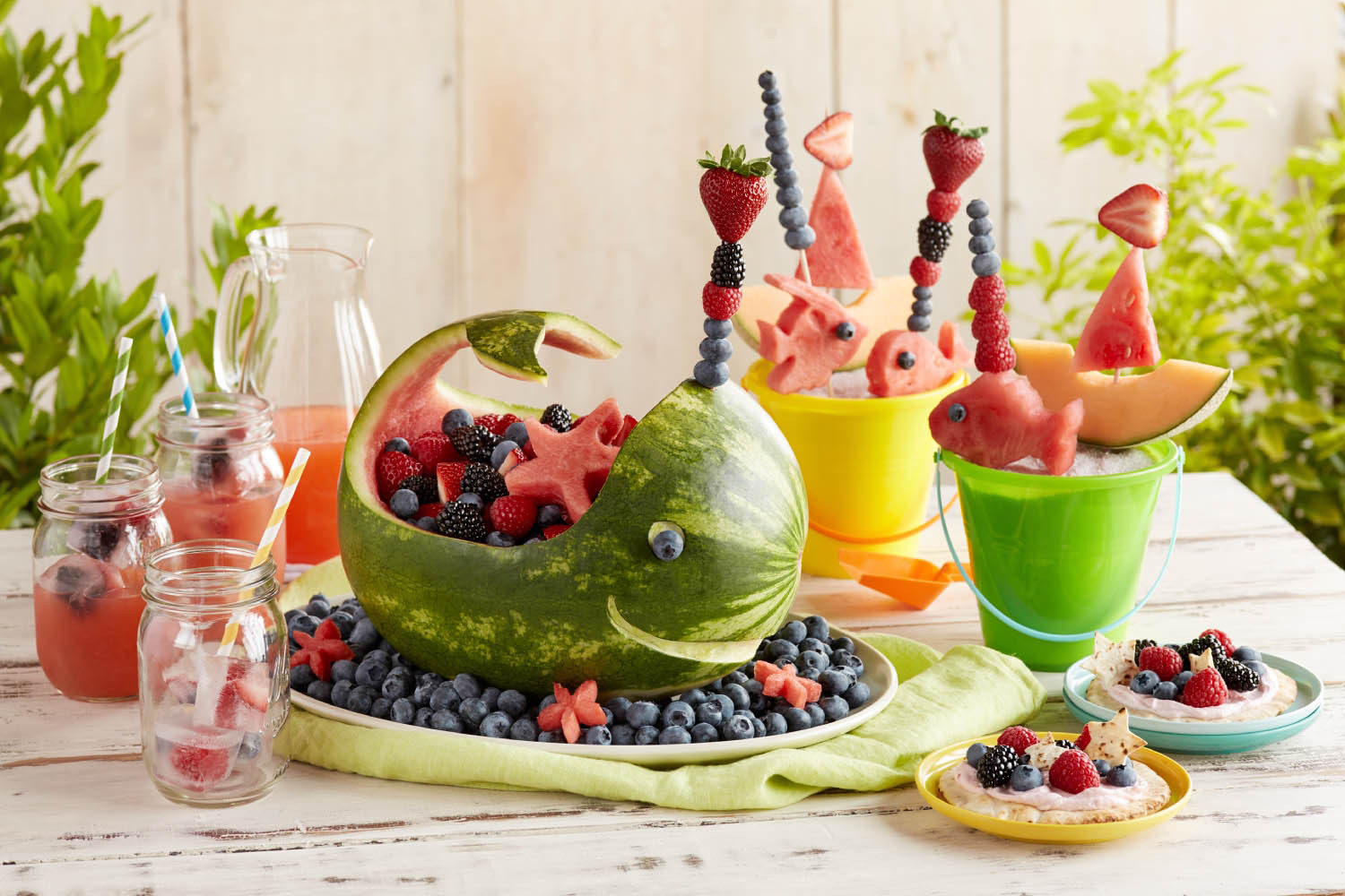 Beach Party Food Menu Ideas  Splash into Summer with a Berry Beach Party