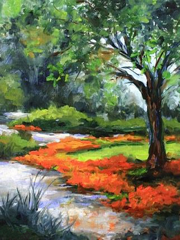 Beautiful Landscape Paintings  Aliexpress Buy Professional High Skilled Painter
