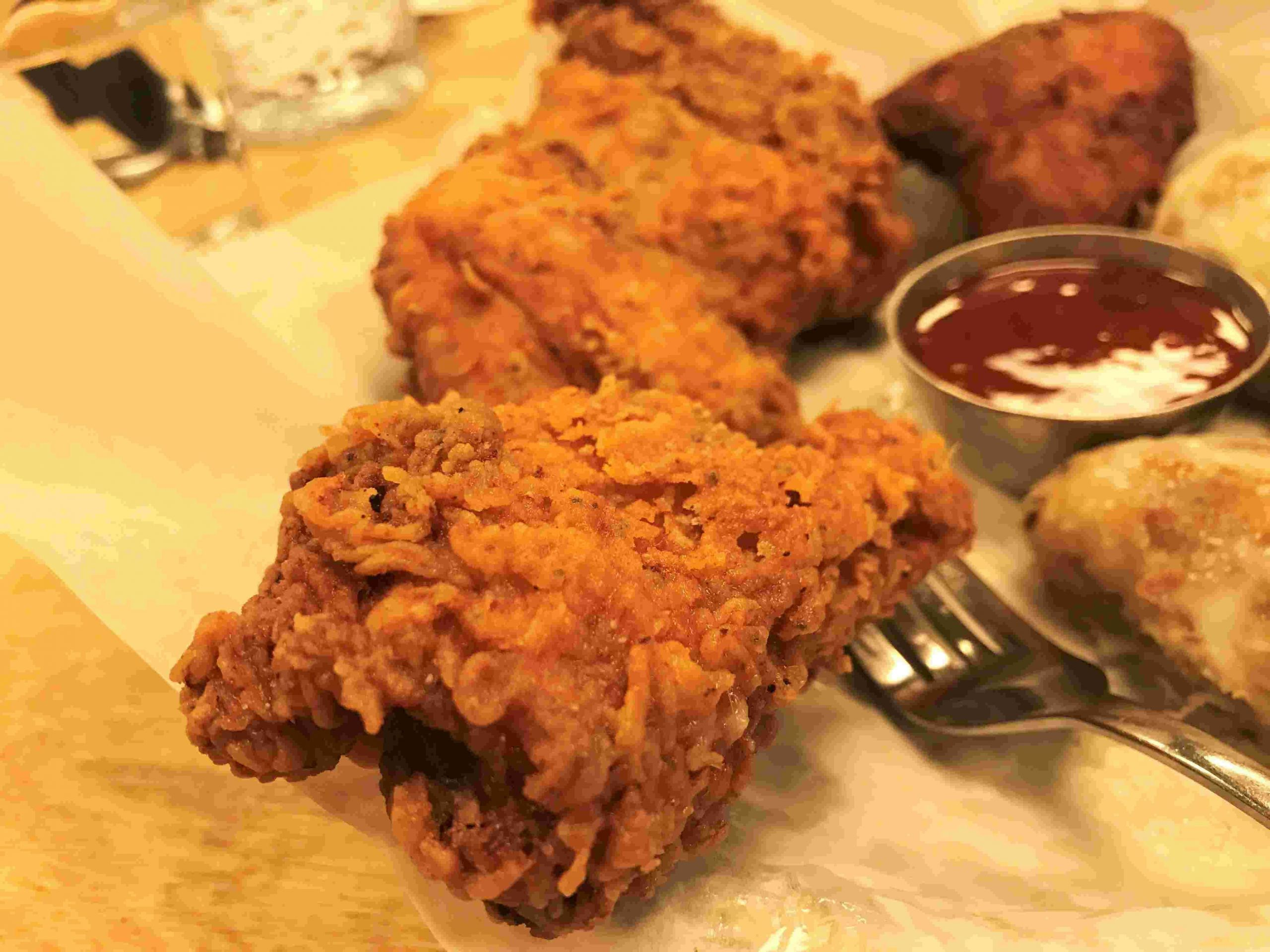 Best Fried Chicken In Indianapolis  This is the secret fried chicken everyone is going to be