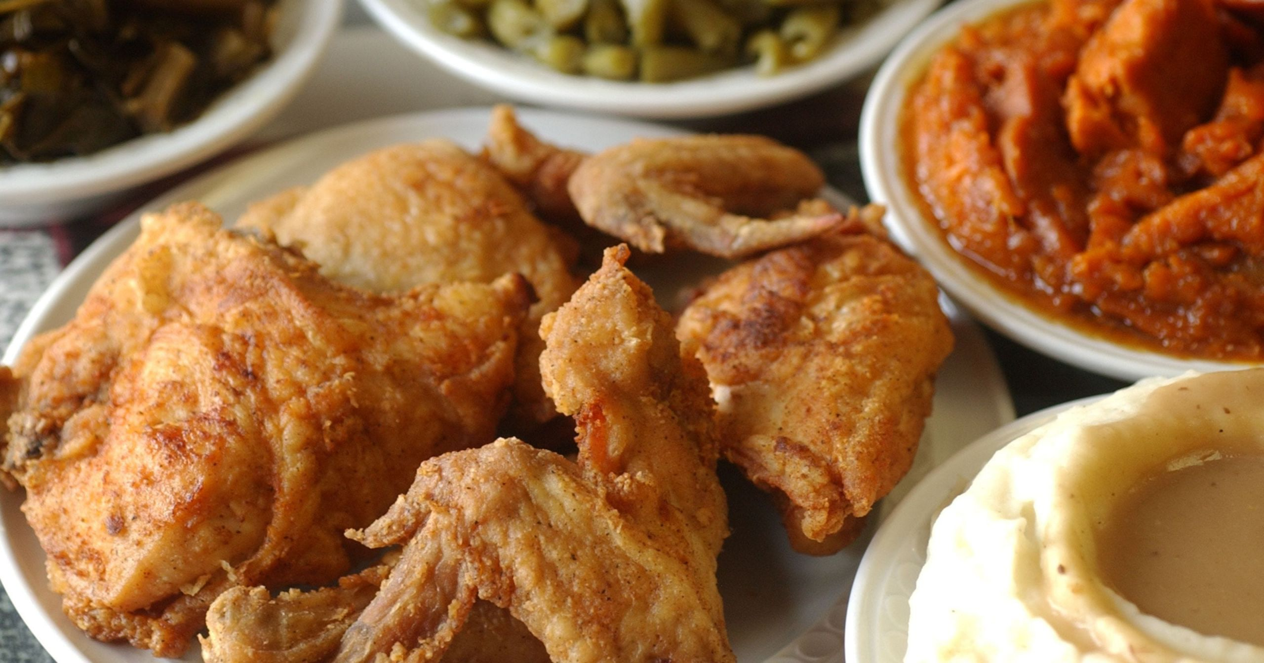 Best Fried Chicken In Indianapolis  The best fried chicken at restaurants around Indianapolis