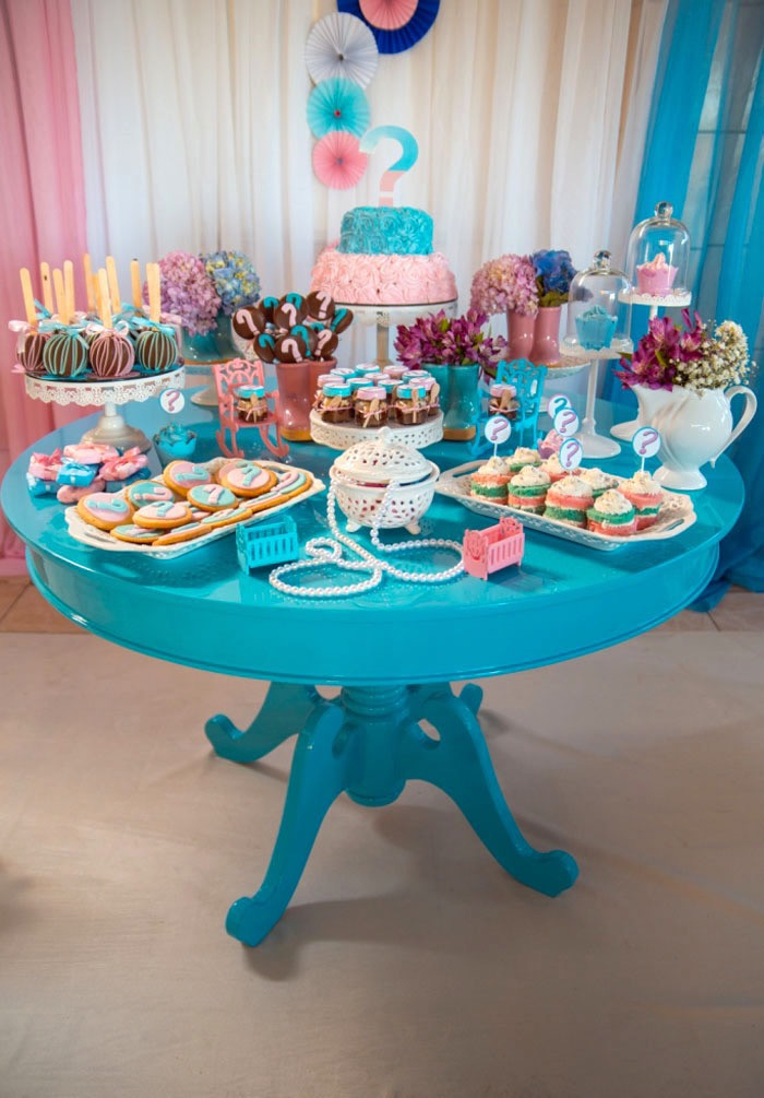 Best Gender Reveal Party Ideas  20 Best Gender Reveal Party Ideas Home Inspiration and