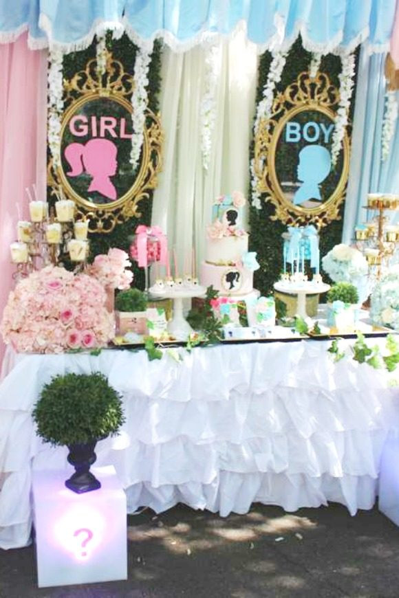 Best Gender Reveal Party Ideas  Here Are the Best Baby Gender Reveal Ideas