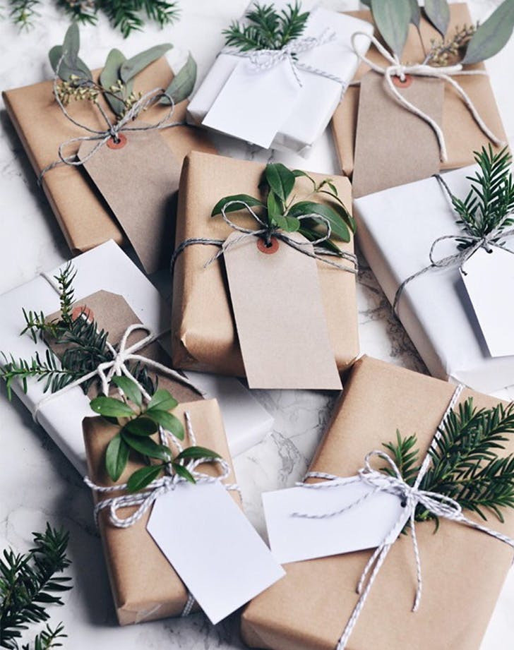 Best Gift Wrapping Ideas  The Best Holiday Gift Wrapping Ideas on Pinterest PureWow