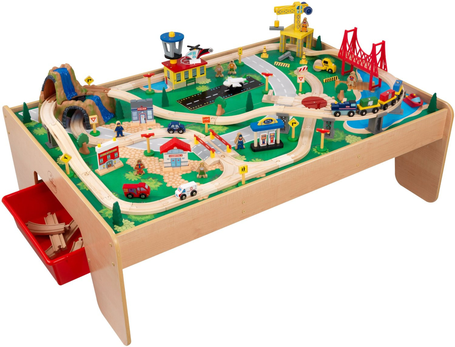 Best Kids Table  Best Train Sets For Kids What Are The Options