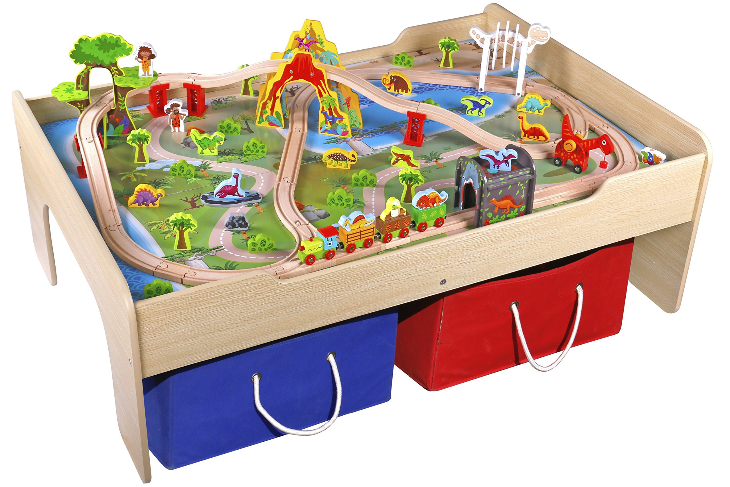 Best Kids Table  Best train table for toddlers