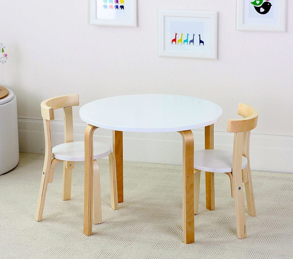 Best Kids Table  Modern Kids Table and Chairs Design Options – HomesFeed