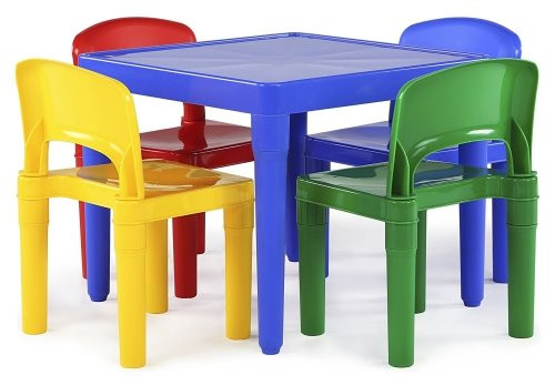 Best Kids Table  Best Kids Table and Chairs Set Review February 2019