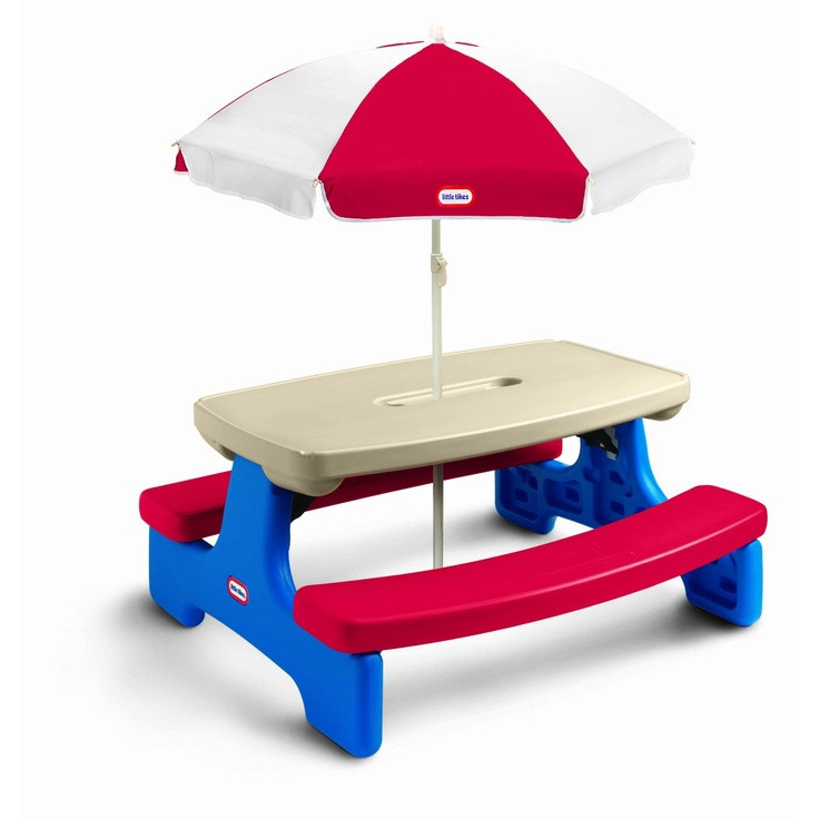 Best Kids Table  17 Best images about Picnic Tables for Kids on Pinterest