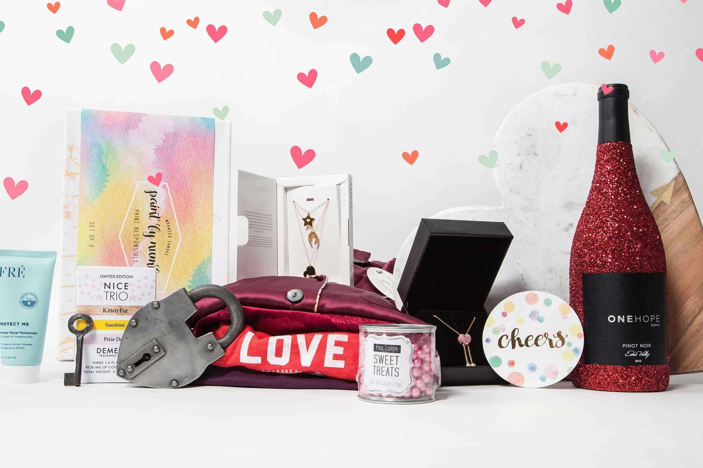 Best Valentines Gift Ideas  Valentine Gift Ideas for Her The Best of the Best