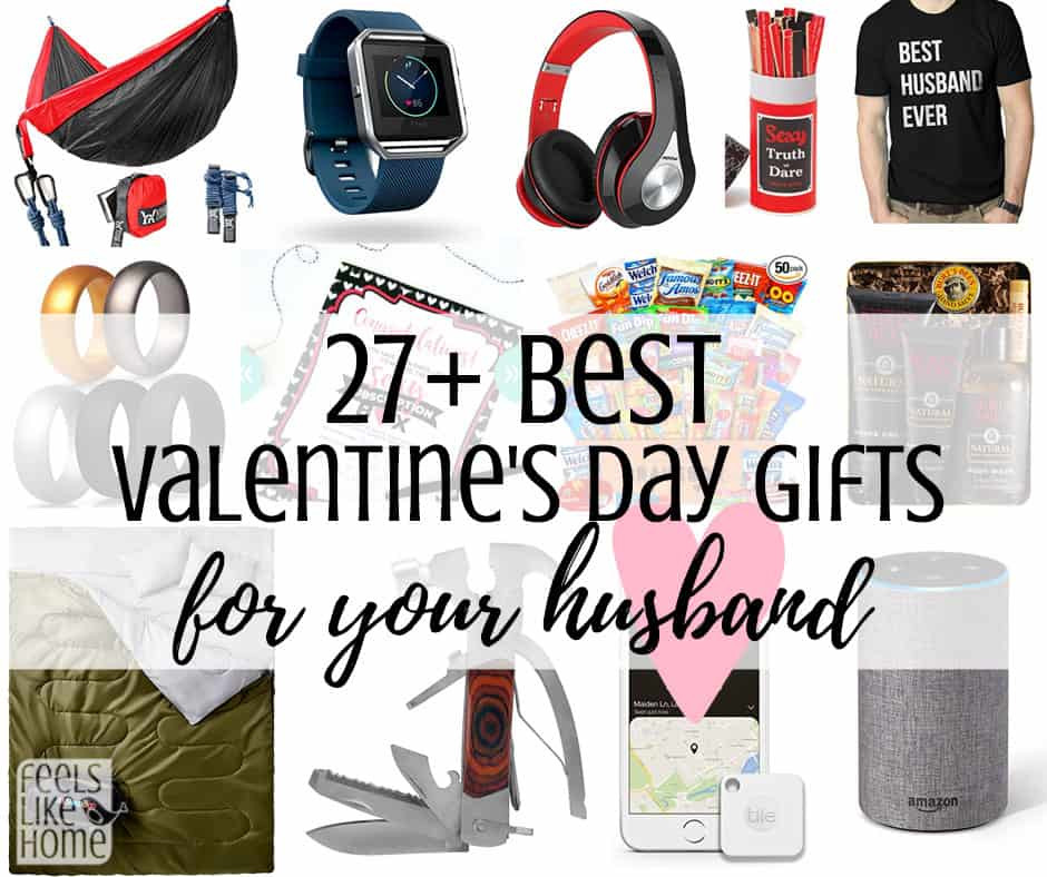 Best Valentines Gift Ideas  27 Best Valentines Gift Ideas for Your Handsome Husband