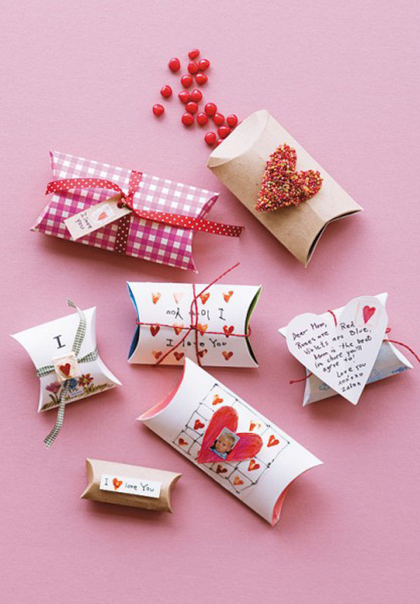 Best Valentines Gift Ideas  10 Romantic Handmade Valentine Ideas