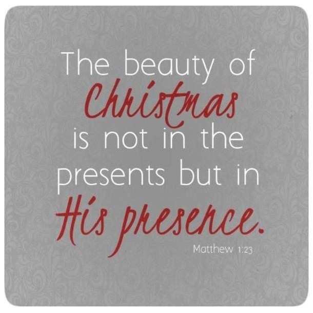 Bible Christmas Quotes  10 Bible Quotes For Christmas