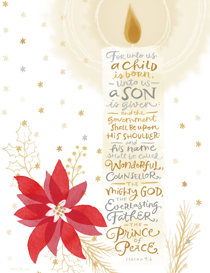 Bible Christmas Quotes  Christmas Bible Verses & Blessings