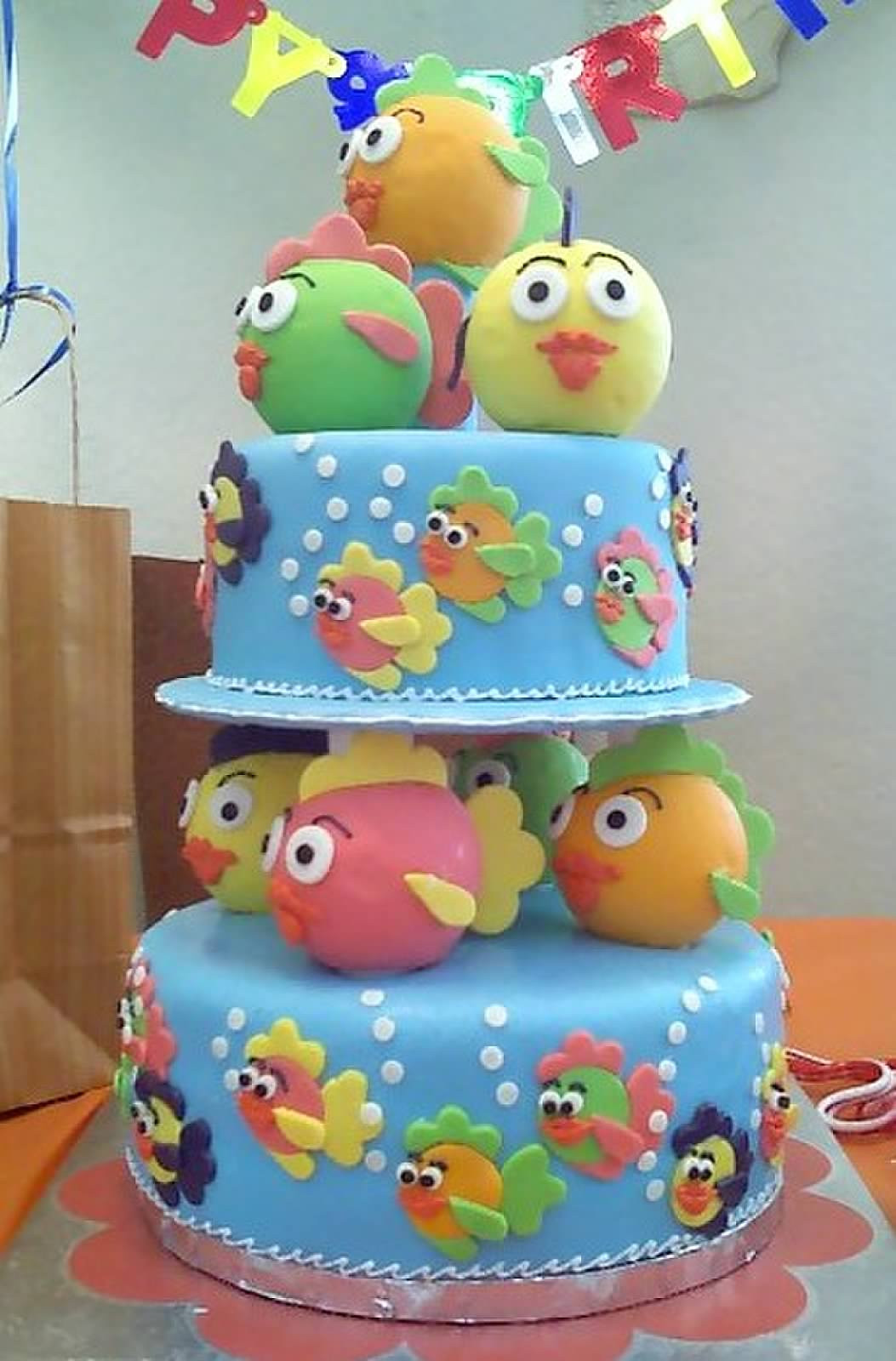 Birthday Cake For 1 Year Old  File Birthday cake for one year old Wikimedia mons