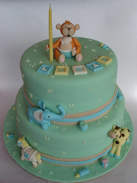 Birthday Cake For 1 Year Old  Birthday cake for a one year old