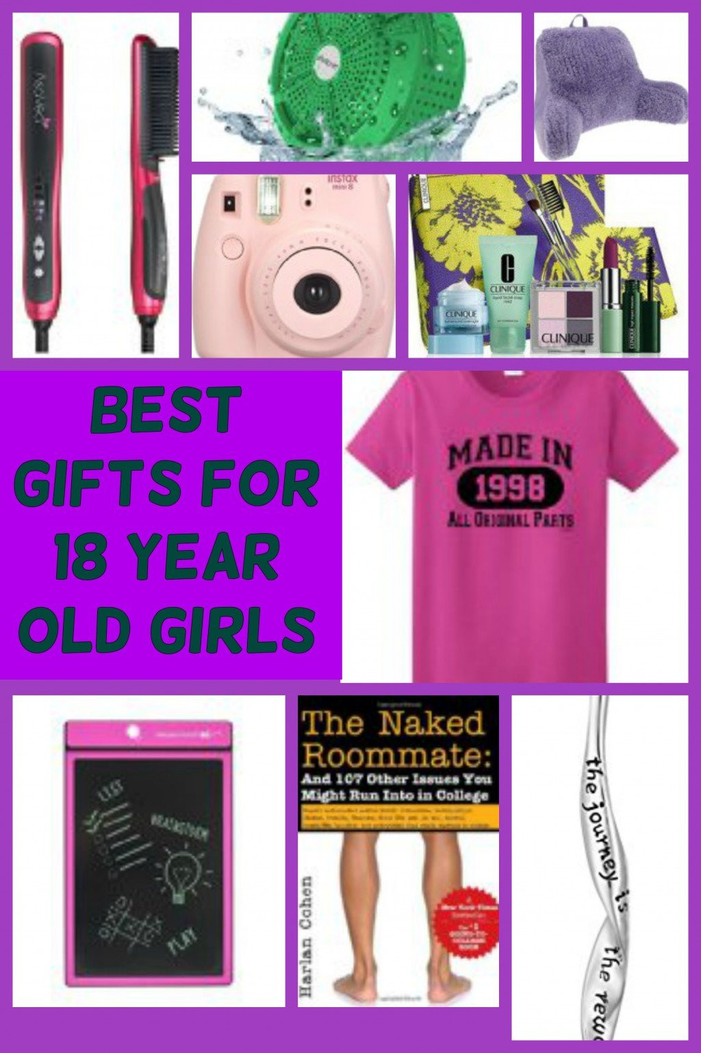 Birthday Gift Ideas For 18 Year Old Female  Popular Birthday and Christmas Gift Ideas for 18 Year Old