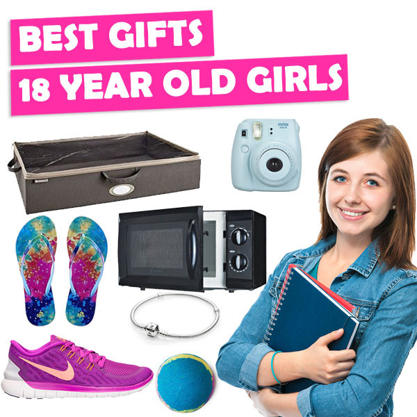 Birthday Gift Ideas For 18 Year Old Female  Gifts For 18 Year Old Girls • Toy Buzz