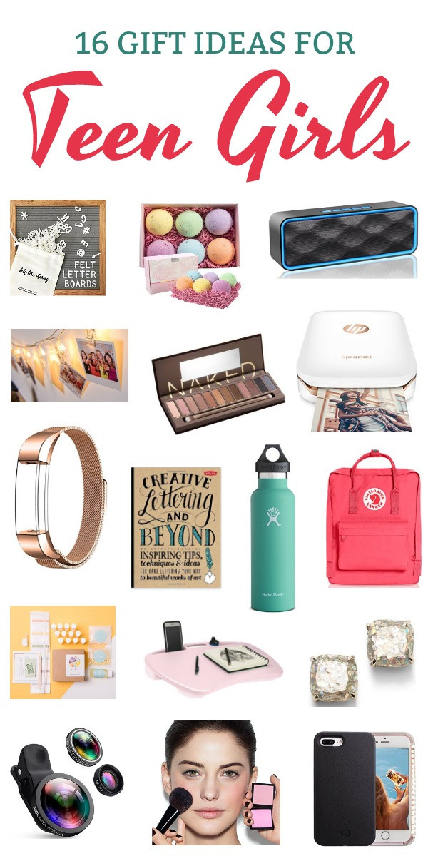 Birthday Gift Ideas For Teenage Girl  Best ts for teen girls Frugal Living NW