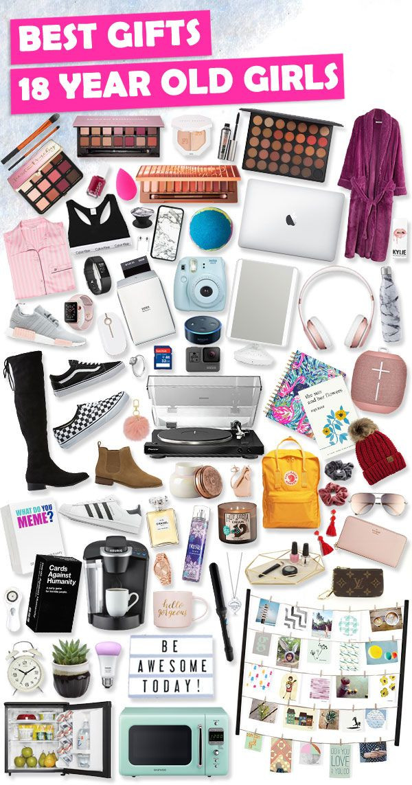 Birthday Gift Ideas For Teenage Girl  Gifts For 18 Year Old Girls [Popular Gift Ideas]