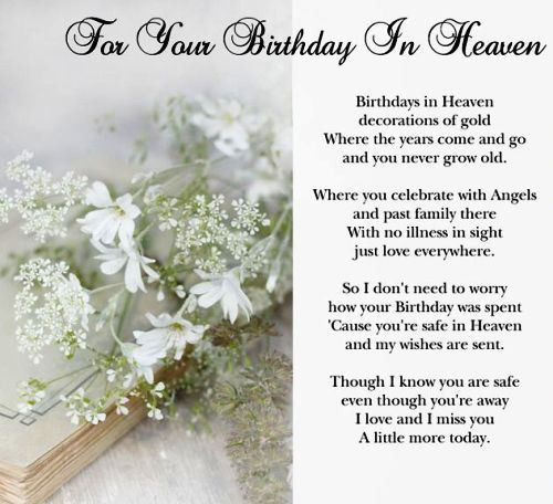 Birthday In Heaven Wishes  happy birthday in heaven wishes for best friend