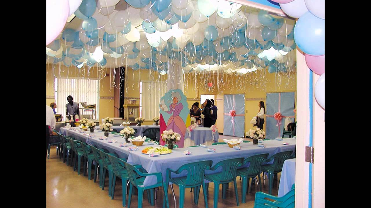Birthday Party Decor  at home Birthday Party decorations for kids