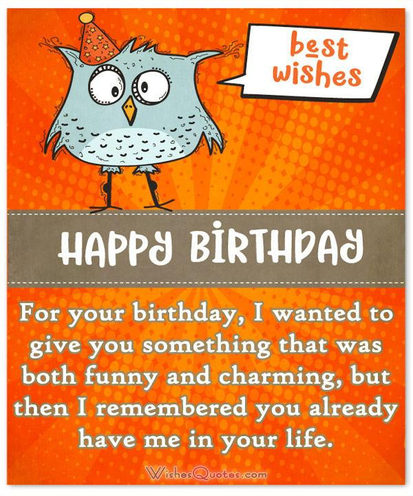 Birthday Wishes For Friend Funny  Funny Birthday Wishes for Friends and Ideas for Birthday Fun