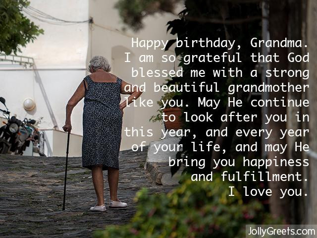 Birthday Wishes For Grandmother  Birthday Wishes for Grandmother