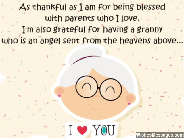 Birthday Wishes For Grandmother  Birthday Wishes for Grandma – WishesMessages