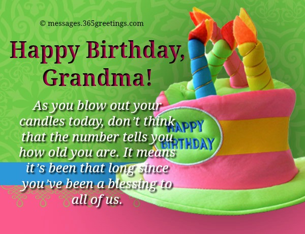 Birthday Wishes For Grandmother  Birthday Wishes for Grandparents 365greetings
