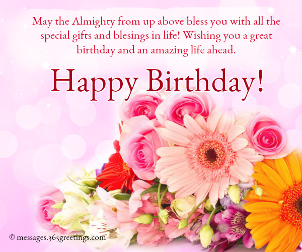 Birthday Wishes Message  Happy Birthday Wishes and Messages 365greetings