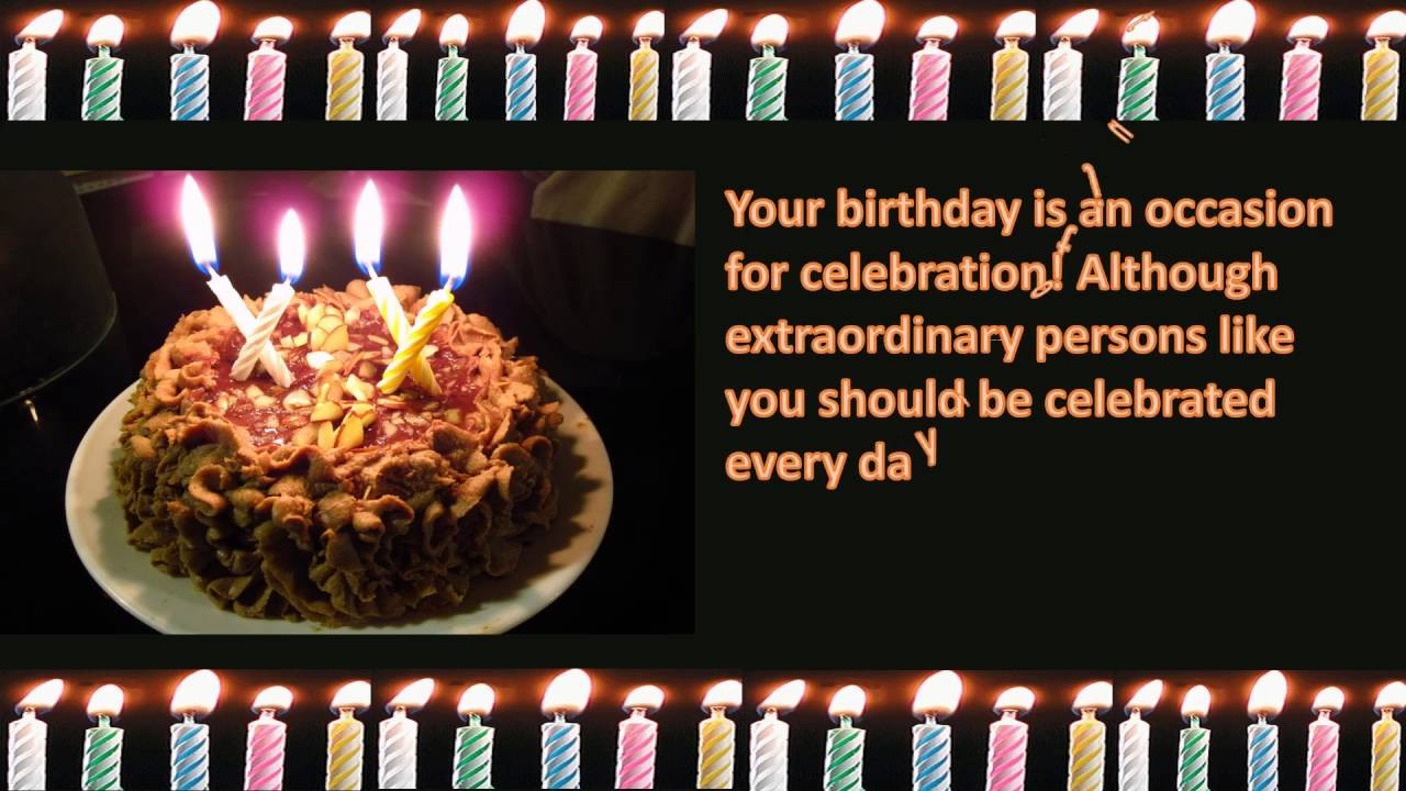 Birthday Wishes Message  Happy birthday wishes to friend SMS message Greetings