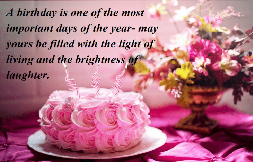 Birthday Wishes Message  Best Birthday Wishes Quotes & Statuses