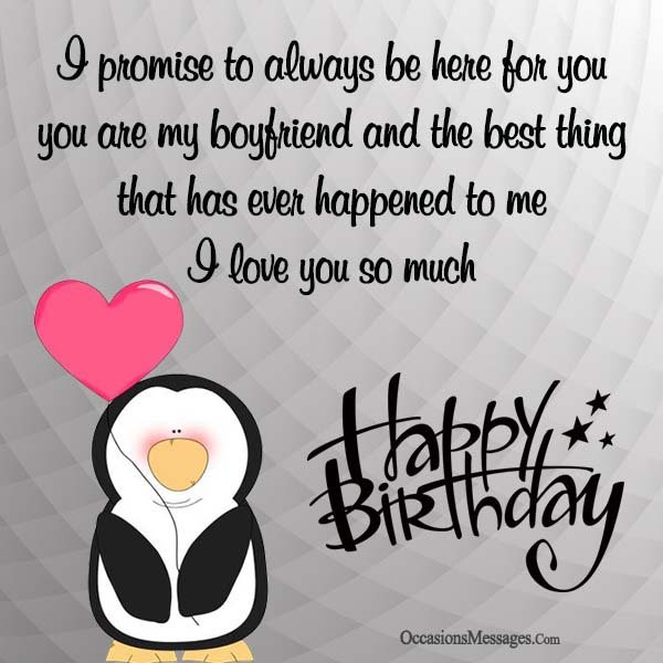 Birthday Wishes To Boyfriend  Romantic Birthday Wishes for Boyfriend Occasions Messages