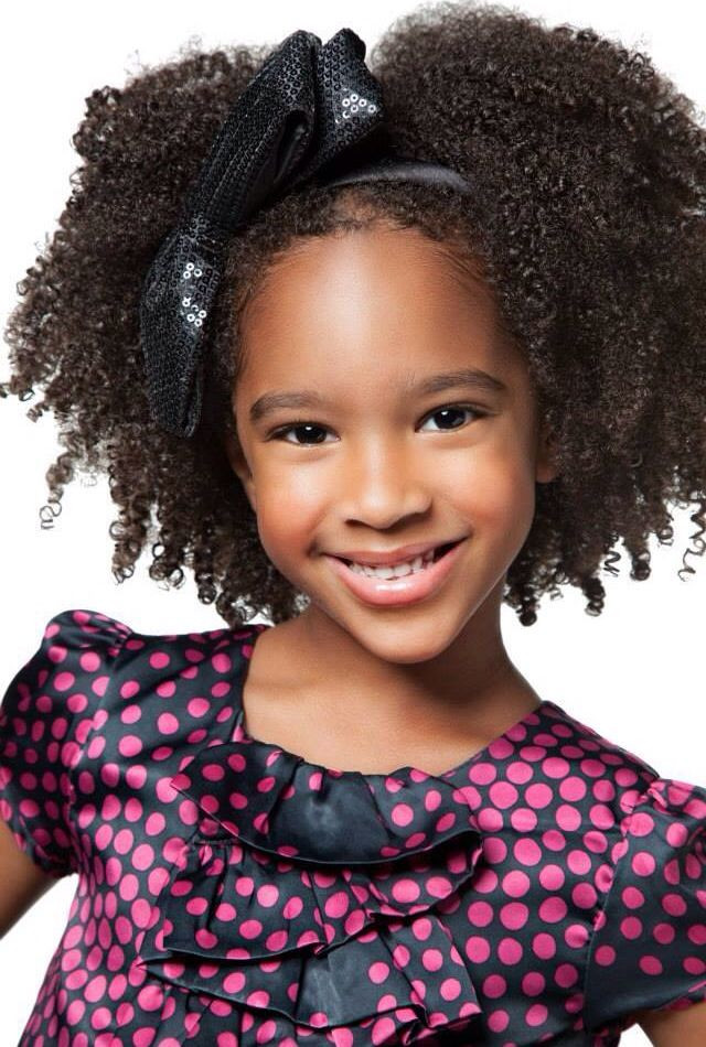 Black Child Hair Care  86 best images about Hairstyles for black kids on