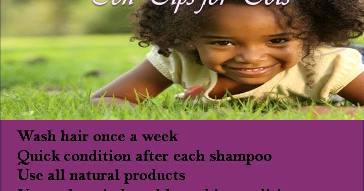 Black Child Hair Care  CoilyQueens™ Hair care tips for black children
