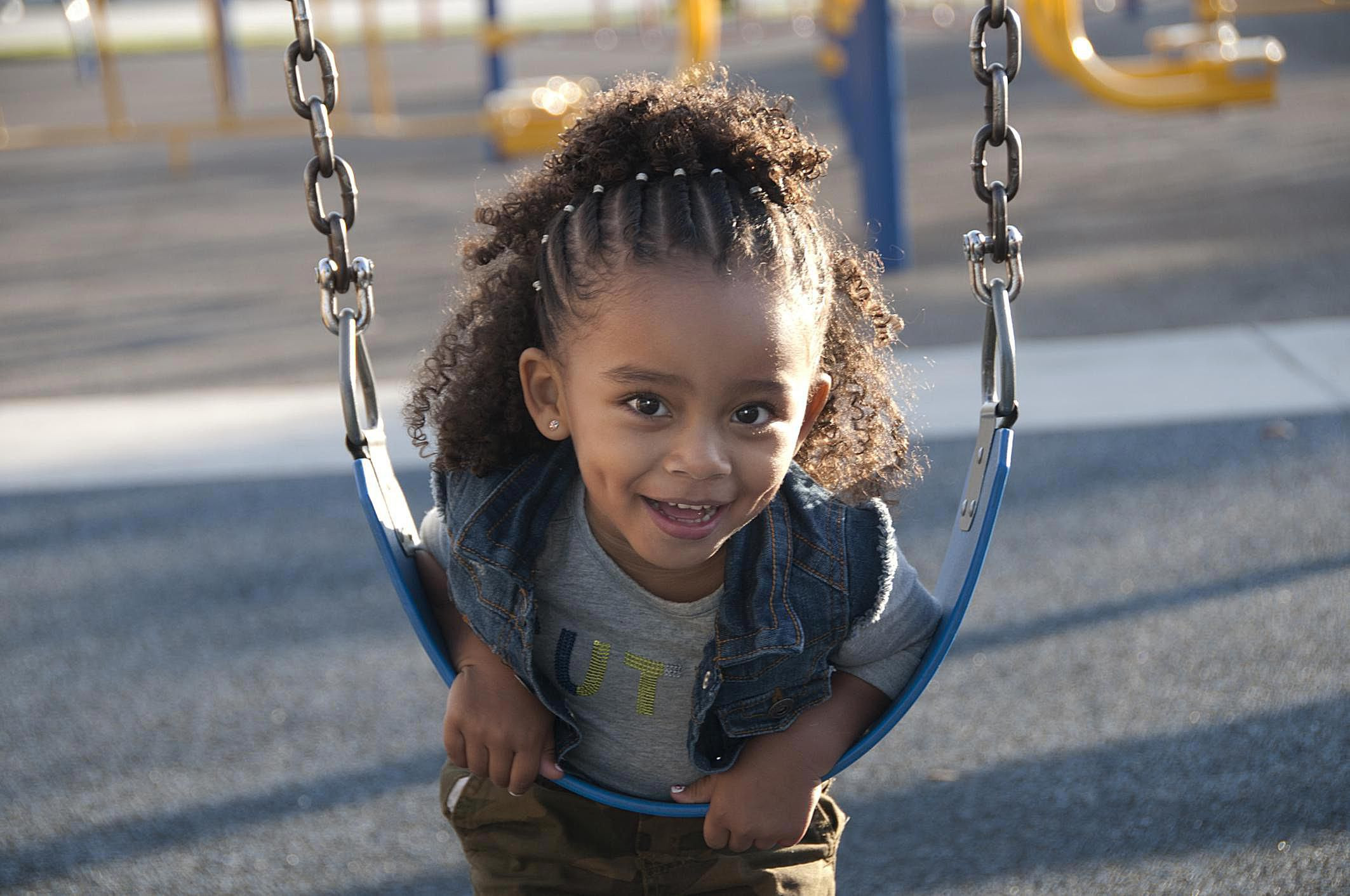 Black Child Hair Care  Black Hairstyles Black Hairstyles for Foster or Adopted