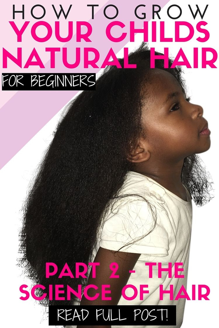 Black Child Hair Care  How to grow kid s natural hair for beginners PART 2 The