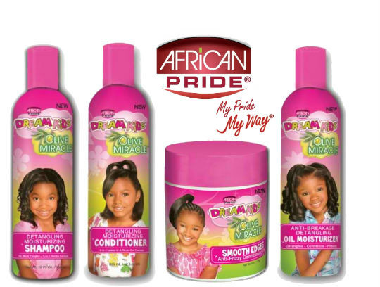 Black Child Hair Care  CLOSED GIVEAWAY AFRICAN PRIDE DREAM KIDS HEALTHY HAIR