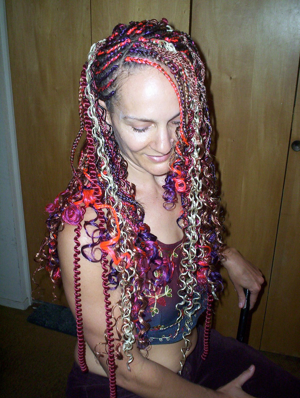 Braid Hairstyles With Weave  Braided Hairstyles With Weave For Black Girls